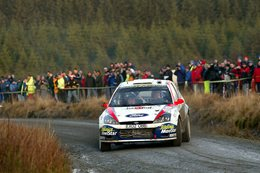 Colin McRae Ford Focus Rally GB 2001