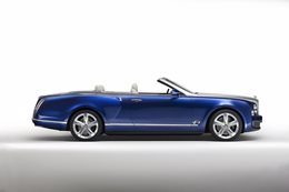 Bentley Mulsanne Grand Convertible profile