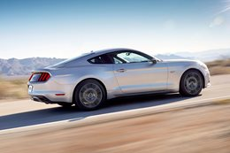 Ford Mustang less power Australia
