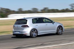 PCOTY 5th - VW Golf R