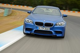 Next-gen M5 tipped to offer all-wheel drive