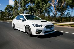 Subaru WRX STI Motor long term test
