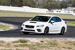 Subaru Impreza STI long term test