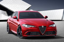 Alfa Romeo Giulia revealed