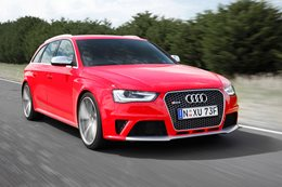 Audi RS4 production ends