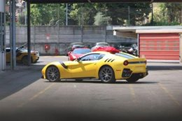 Ferrari F12 Speciale spy images released