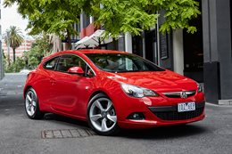 Holden Astra GTC Sport Review