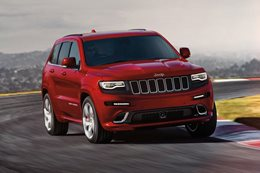 Jeep planning 522kW Trackhawk