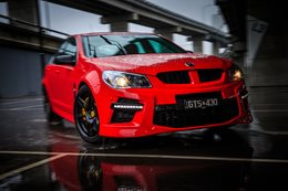 HSV remains hush on GTS-R