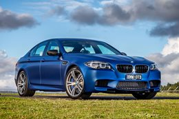 BMW cuts M5 price