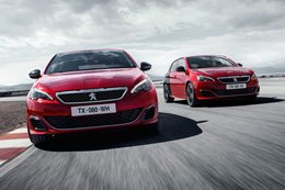 Peugeot 308 GTi twin-attack coming early 2016