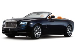 Rolls-Royce Dawn revealed