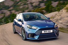 Frankfurt Motor Show: Ford Focus RS does 4.7sec