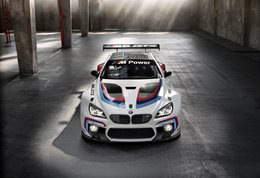 Frankfurt Motor Show BMW M6 GT3 officially revealed
