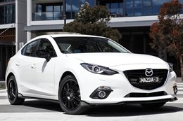 Mazda 3 SP25 review
