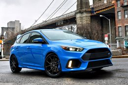 Ford Focus RS pricing