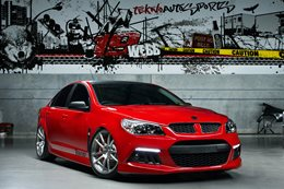 Tekno-Tuned VF Clubsport