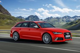 Audi RS6 and RS7 performance get 750Nm