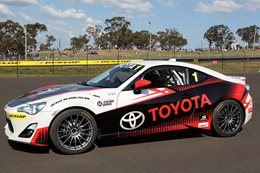 Toyota 86 heading to Bathurst in new racing series