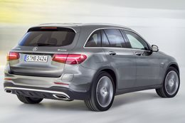Mercedes-AMG GLC 63 under consideration