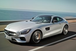 Hotter Mercedes-AMG GT due in 2016