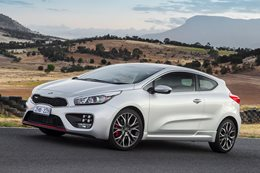 Kia Proceed GT axed