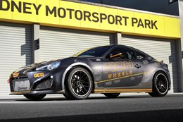 ROH Wheels Toyota 86