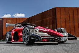 Quantum GP700: Australia's newest supercar
