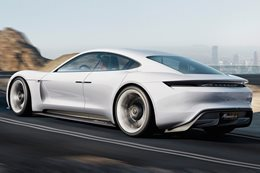 Porsche confirms Mission E as first electric car before 2020