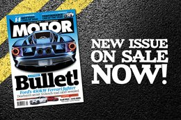 MOTOR February issue preview