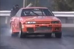 Nissan GT-R drag racing compilation