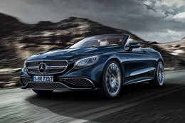 Mercedes-AMG S65 Cabriolet revealed