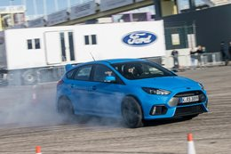 Ford Focus RS Drift Mode