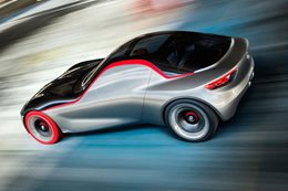 Opel GT Concept revealed