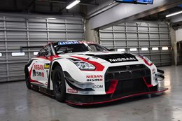 Five cool Nissan GT-R Nismo GT3 things