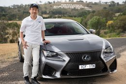 Yukihiko Yaguchi: Father of the Lexus RC F