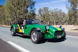 Caterham 485 review