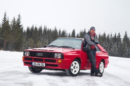 Opinion: Meeting an Audi legend