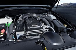 Ford Falcon XR6 Sprint carbon intake