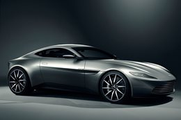 Aston Martin DB10 goes for crazy AU$4.9m