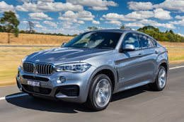 2015 BMW X6 50i review