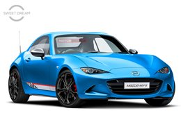 Sweet Dream: Mazda MX-5 Coupe