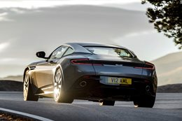 VIDEO: Aston Martin DB11 exhaust noise revealed
