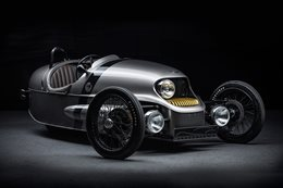 Morgan EV3 revealed
