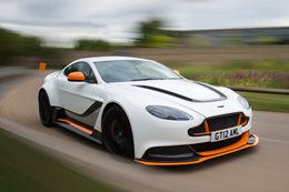 Aston Martin Vantage GT12 review