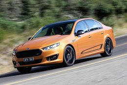 Ford Falcon XR8 Sprint review
