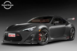 Sweet Dream: Toyota 86 RZ