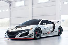 Honda NSX GT3 revealed