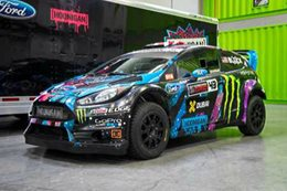 Ken Block's HFHV for sale