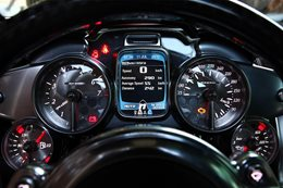 Nine greatest car gauges